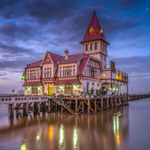 Argentina, Buenos Aires, HDR, Macphun Intensify, Palermo Soho, South America, building, fishing, historic, historic building, landscape, panoramic, water sports