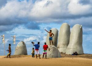 ART, Punta del Esta, South America, Uruguay, art deco, art movements
