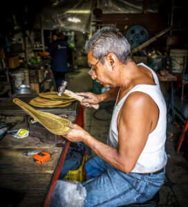 Mexico, Mexico City, North America, Street Photography, artist, craftsman