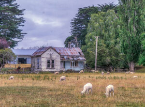 HDR, MacPhun Aurora HDR, New Zealand, Oceania, South Island, Southland District, landscape