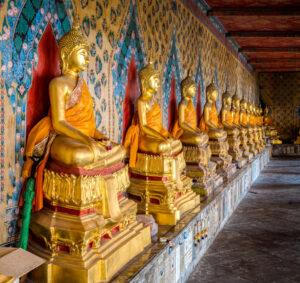 Asia, Bangkok, Chao Phraya River, HDR, MacPhun Aurora HDR, Thailand, Wat Phra Keaw Temple, buddhist, building, historic, religious, religious building, temple