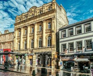 Edinburgh, Europe, HDR, MacPhun Aurora HDR, Royal Mile, Scotland, United Kingdom