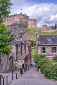 Edinburgh, Europe, Grassmarket, Scotland, United Kingdom