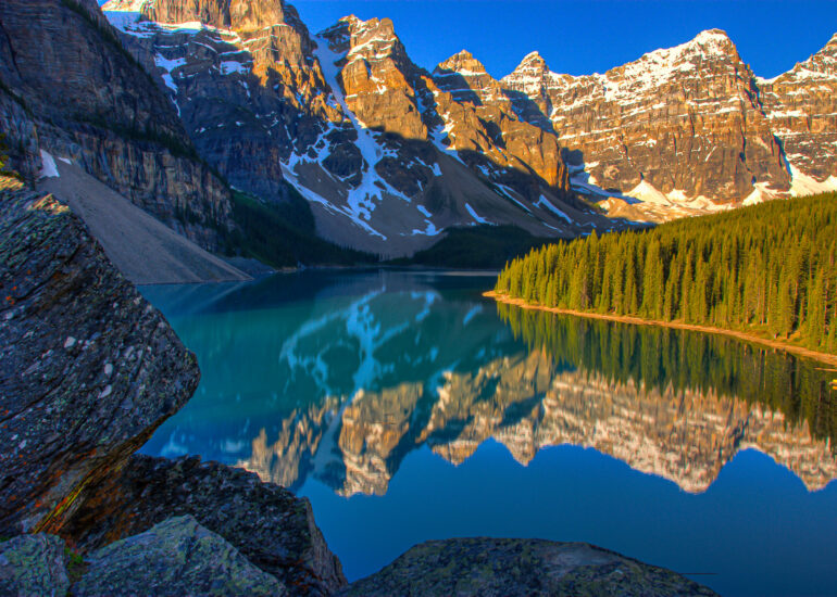 Alberta, Banff, Canada, Jasper, Jasper National Park, Lake Moraine, North America, Rocky Mountains, landscape, mountains