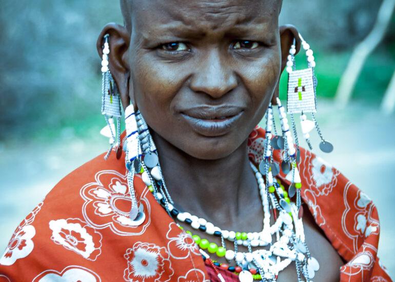 Africa, African, Maasai, Serengeti National Park, Tanzania, costume, safari, style, travel