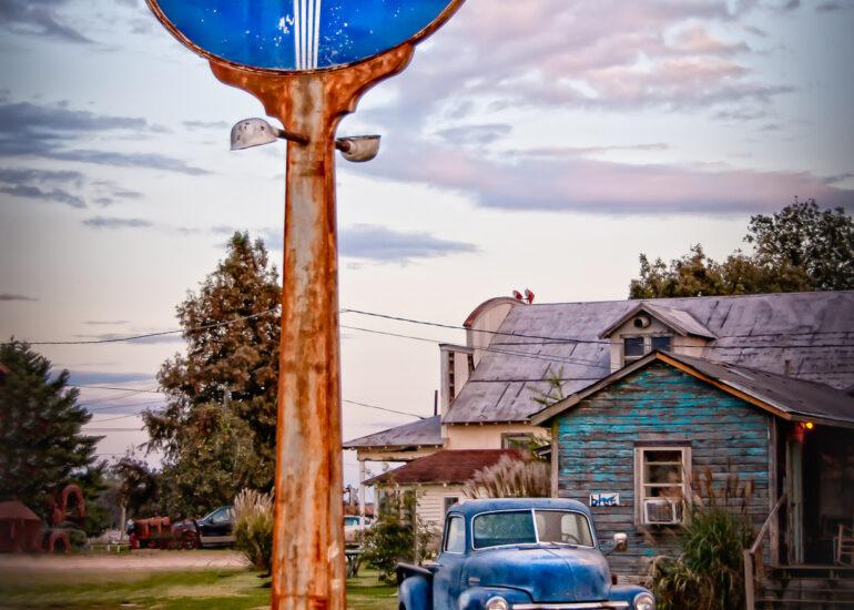 Clarksdale, HDR, HDR Efex Pro, Hopson Plantation, Mississippi, North America, United States