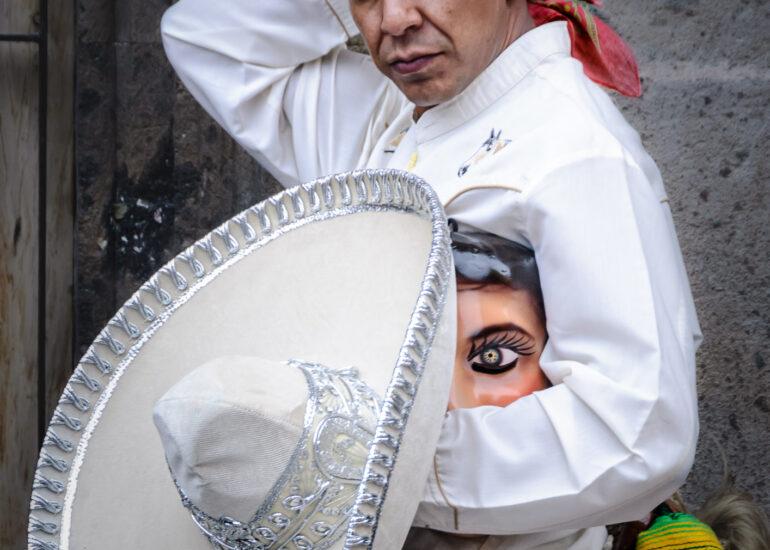 ART, Aztec, Colonia - Centro Historico, EVENTS, Jardin, Mexico, North America, San Miguel, San Miguel de Allende, San Miguel13, accessories, aztec dancers, costume, dance, hat, performing arts, sombrero, style