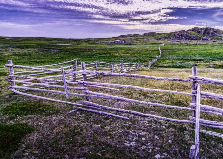 Bonavista, Butlers B&B, Canada, Newfoundland & Labador, North America, architectural detail, fence, home parts, landscape, picturesque, travel, wood