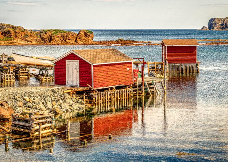 Canada, HDR, MacPhun Aurora HDR, Newfoundland & Labador, North America, Twillingate