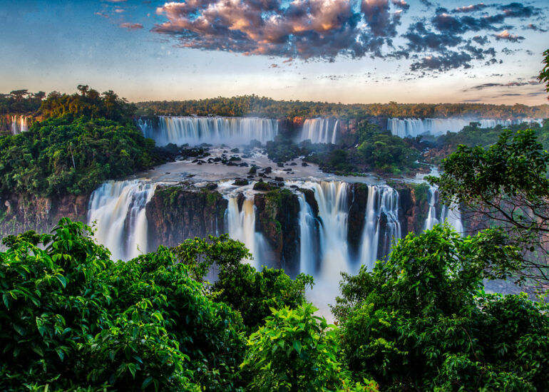 Argentina, Iguazu Falls, PEOPLE, Portfolio Print, South America, Trey Ratcliff, travel, water fall