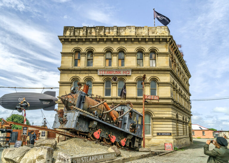 New Zealand, Oamaru, Oamaru District, Oceania, South Island