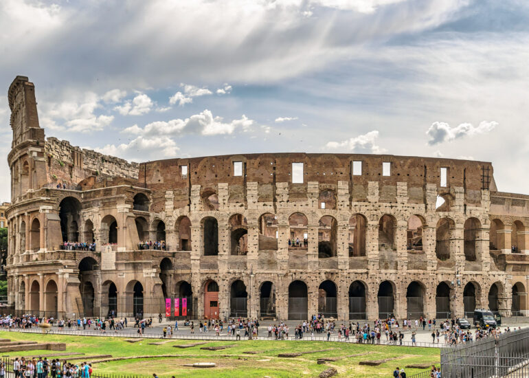 Europe, HDR, Italy, MacPhun Aurora HDR, Rome, building, historic, historic building