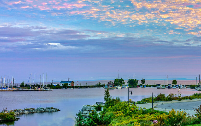 Canada, Collingwood, Collingwood Terminals, HDR, MacPhun Aurora HDR, North America, Ontario, landscape