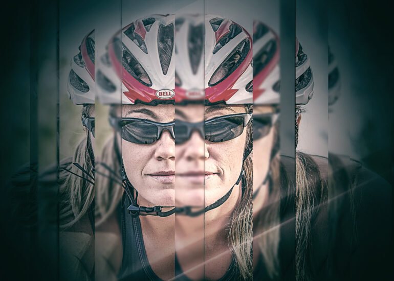PEOPLE, Photoshop, bicycle, digital art, racing